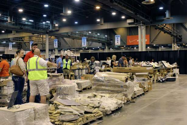 TheGreater Houston Builders Association's Remodeler's Council Charity Garage Sale at the annual Texas Home and Garden Show at NRG Center Sept. 24-25, 2016, offers great bargains on home improvement products.