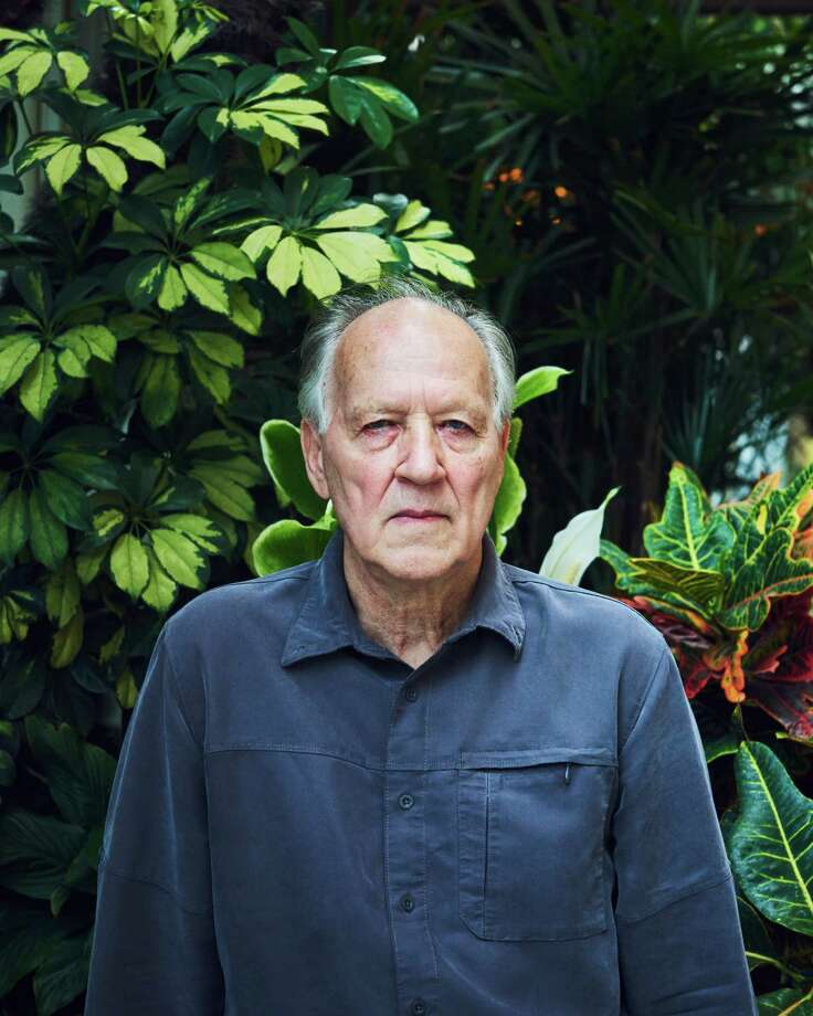 """German filmmaker Werner Herzog at the Four Seasons Hotel at Beverly Hills in Los Angeles, Aug. 9, 2016. Herzog, whose new film  """"Lo and Behold: Reveries of the Connected World"""" traces the rise of the internet, does not have a cellphone but says he is not a complete neophyte. (Jake Michaels/The New York Times) ORG XMIT: XNYT167 Photo: JAKE MICHAELS / NYTNS"""