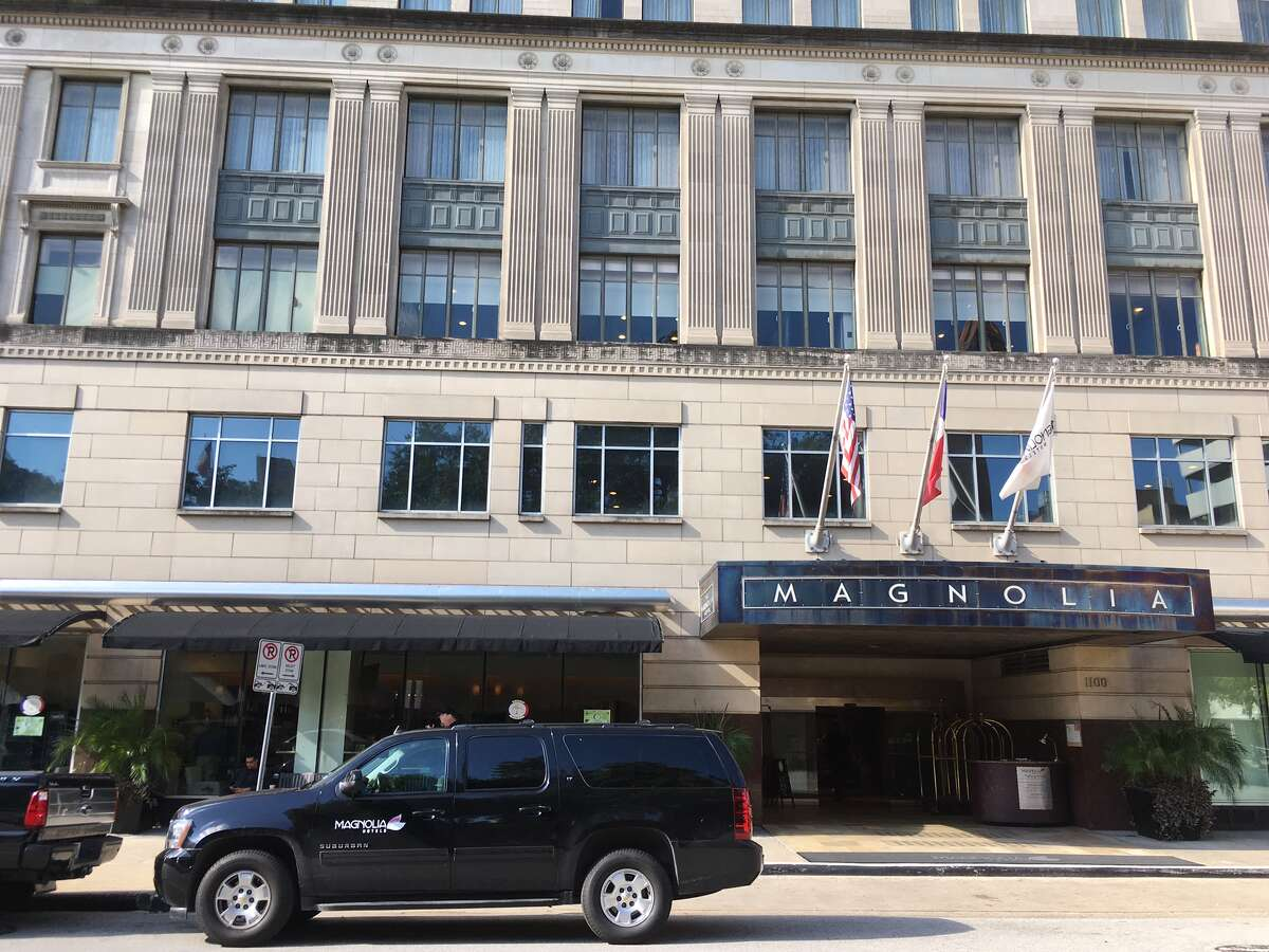 The Magnolia Hotel at 1100 Texas Avenue in downtown Houston will become part of the Tribute Portfolio in January 2017.