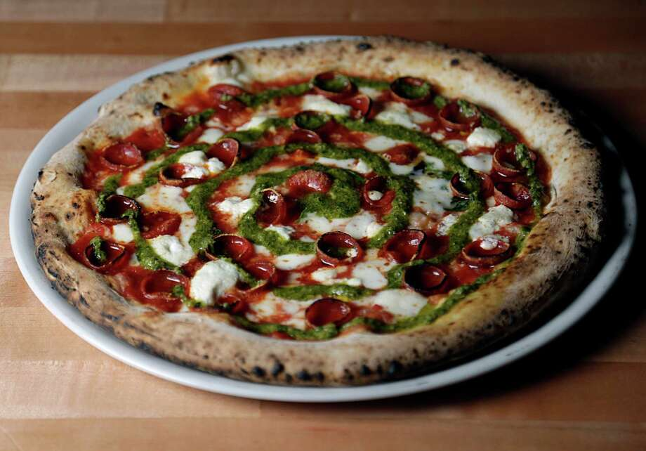 Cane Rosso: 2018 winner of Houston's best pizza