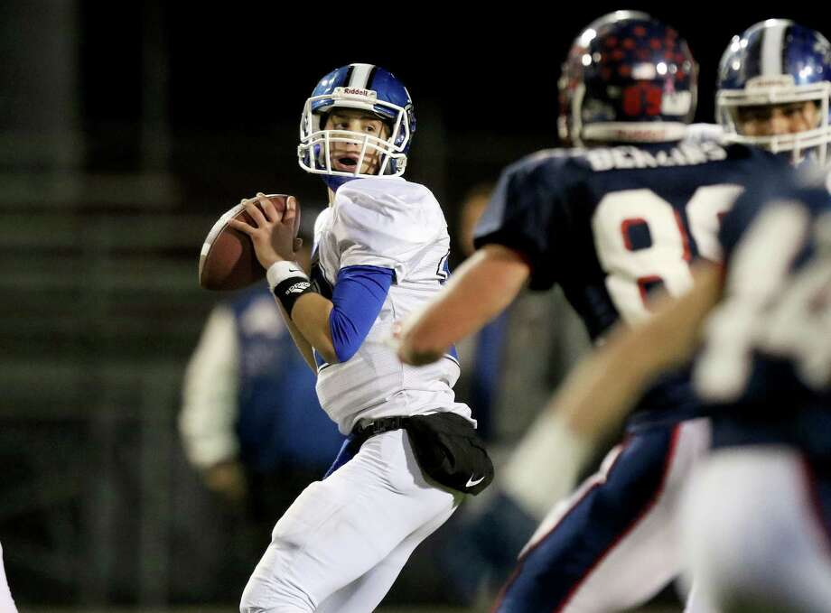 Analy QB Jack Newman Photo: Dennis Lee / Dennis Lee / MaxPreps / 2015