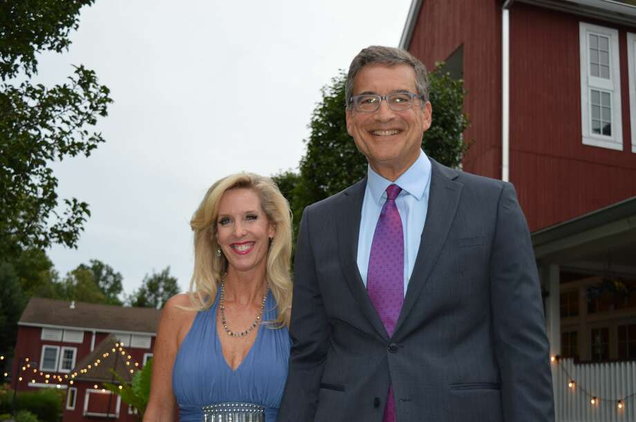 "The Westport Country Playhouse annual gala was held on September 19, 2016; the theme was ""The Night They Invented Champagne – Celebrating Lerner & Loewe."" Guests enjoyed a cocktail party, silent auction, performance and a post-performance dinner with the evening's artists and special guests including Joanna Gleason and Chris Sarandon, James Naughton and Sara Sessions and members of the New York Theatre Ballet. All proceeds benefited Westport Country Playhouse, a not-for-profit corporation. Were you SEEN? Photo: Todd Tracy / Hearst Media"
