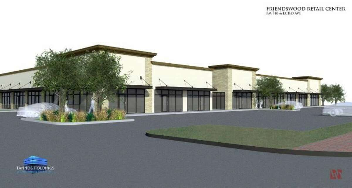 Friendswood recently approved $25,000 in economic incentives for a 18,477-square-foot retail center at South Friendswood Drive and Echo Lane.