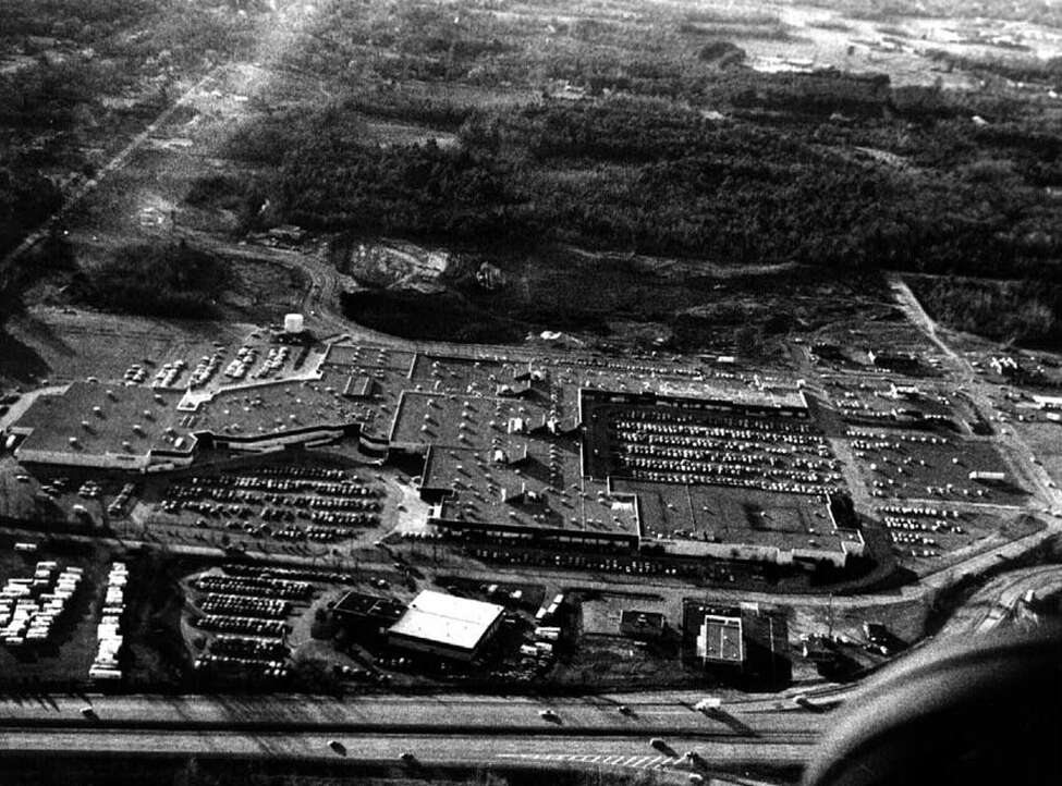 Clifton Park was a trendy, growing suburb and had a new mall with Steinbach and JCPenney.