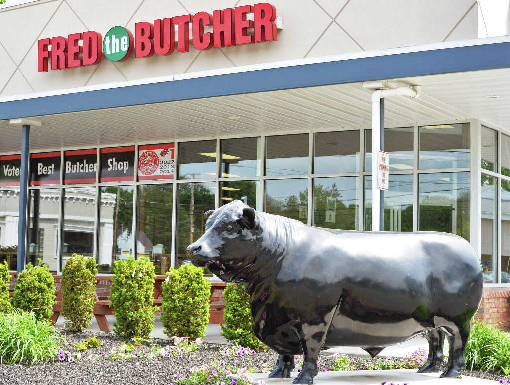 Best butcher:Fred the Butcher, Clifton Park. Photo: John Carl D'Annibale, Albany Times Union / 00031954A