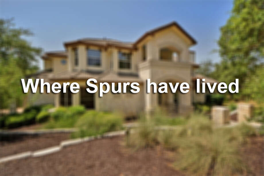 From mansions in the Dominion to tiny houses in the woods, Spurs have lived in pretty magnificent abodes around the country.Here's a look inside current and former Spurs players' homes.