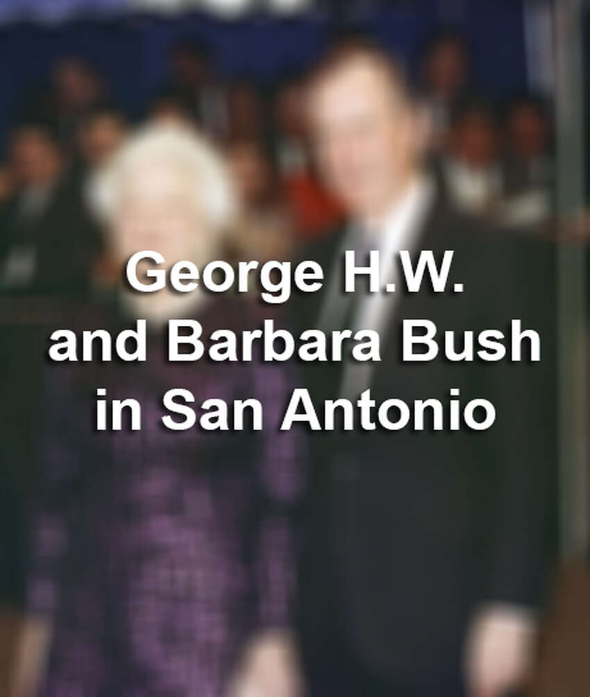 President George H.W. Bush will be remembered for Gulf War I,