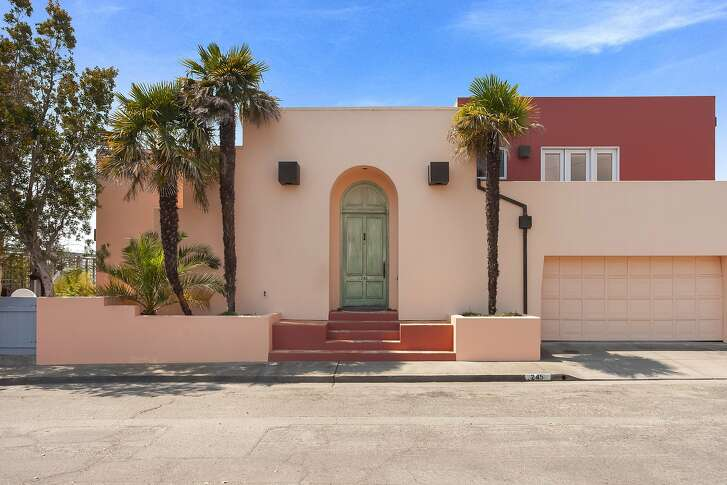 245 Water St. is a three-bedroom Mediterranean in Point Richmond available for $1.75 million.