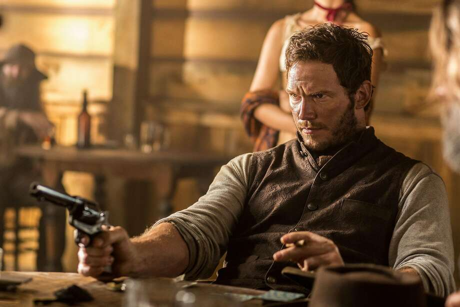 "Chris Pratt plays Josh Faraday in ""The Magnificent Seven,"" directed by Antoine Fuqua. Photo: Sam Emerson, TNS"