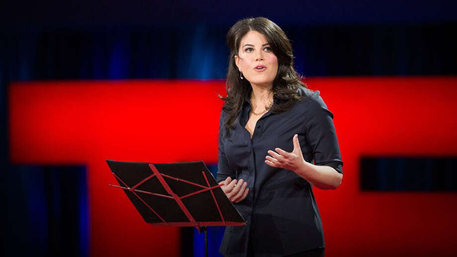Monica Lewinsky will speak at the Westport Arts Center on Oct. 6. Photo: Contributed Photo / Westport News