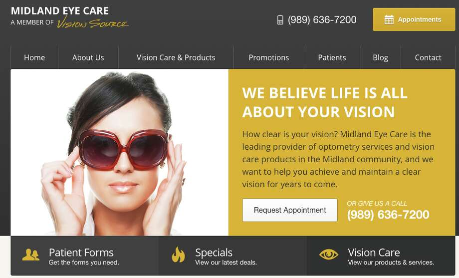 FILE — Midland Eye Care