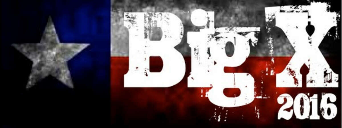 The logo for Big X 2016, a planned emergency management exercise in North Texas, November 2016. Unlike the military exercise Jade Helm 15, Big X isn't prompting online conspiracy theories about the federal government wanting to take over Texas. Click through to see more about Jade Helm 15 and the conspiracy theories it spawned.