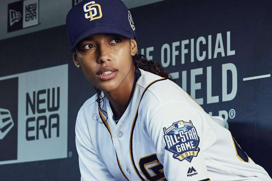 "Kylie Bunbury in the all-new series premiere episode of ""Pitch."" (Tommy Garcia/FOX) Photo: Tommy Garcia/FOX, TNS"