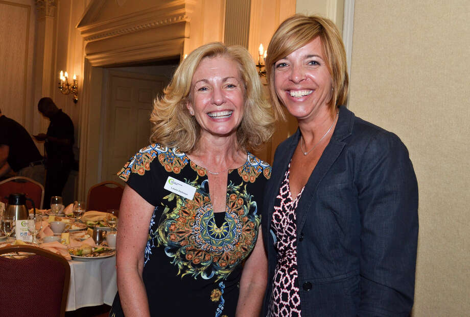 Were you Seen at the Capital Region Chamber's Women of Excellence Unplugged event, presented by the Women's Business Council, at The Desmond in Colonie on Tuesday, Sept. 20, 2016? Photo: Colleen Ingerto / Times Union