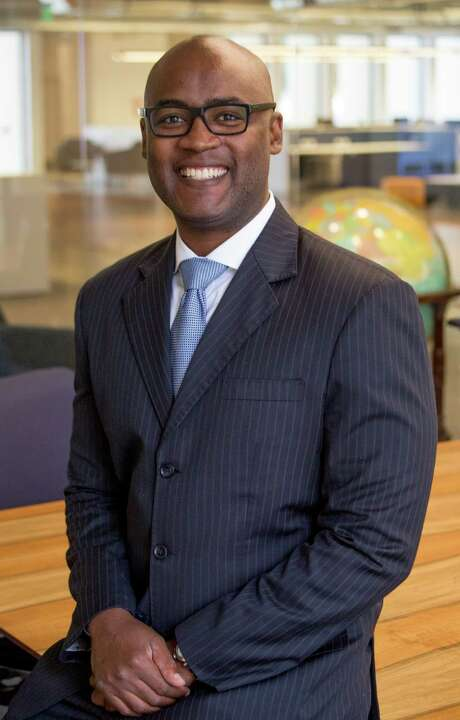 Darrell Jordan is a candidate for the 16th Harris County Criminal Court.  (JeremyCarter/ Houston Chronicle)