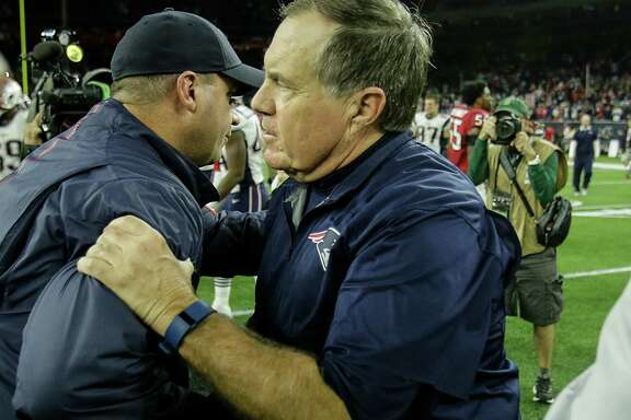 Although you couldn't tell it by Bill Belichick's typical dour expression, the Patriots got the best of the Texans last season in Bill O'Brien's first game against his former employer.