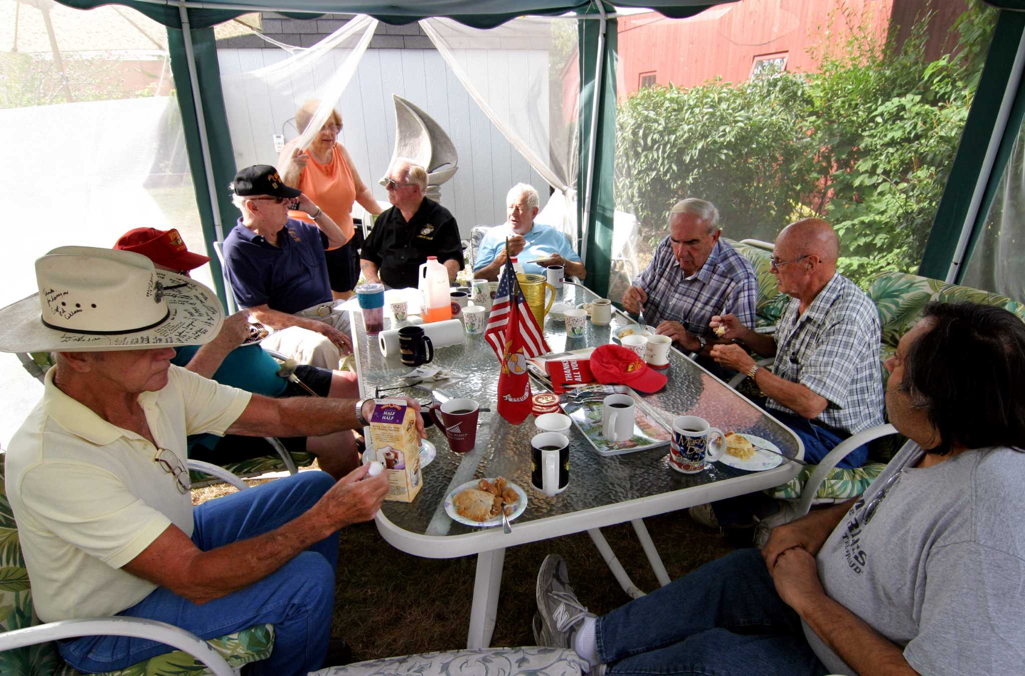 korean vets reunion in milford connecticut post