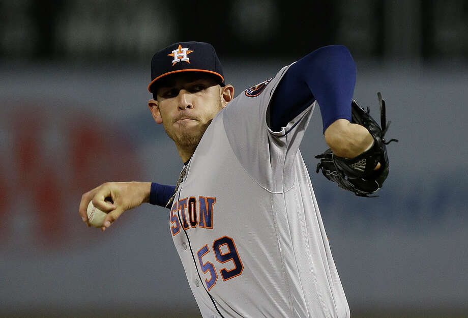 Even ahead of a winter in which the Astros should look to upgrade their starting pitching, Joe Musgrove has ensured himself as part of the 2017 conversation. Photo: Ben Margot, Associated Press / Copyright 2016 The Associated Press. All rights reserved.