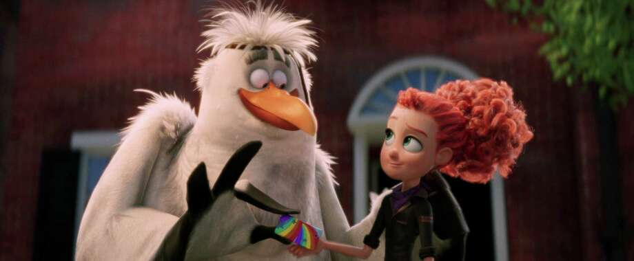 Storks: June 19 and 20Click through the slideshow to see the other $1 movies showing this summer. Photo: Courtesy Of Warner Bros. Pictures, HONS / Associated Press / © 2016 Warner Bros. Entertainment Inc.