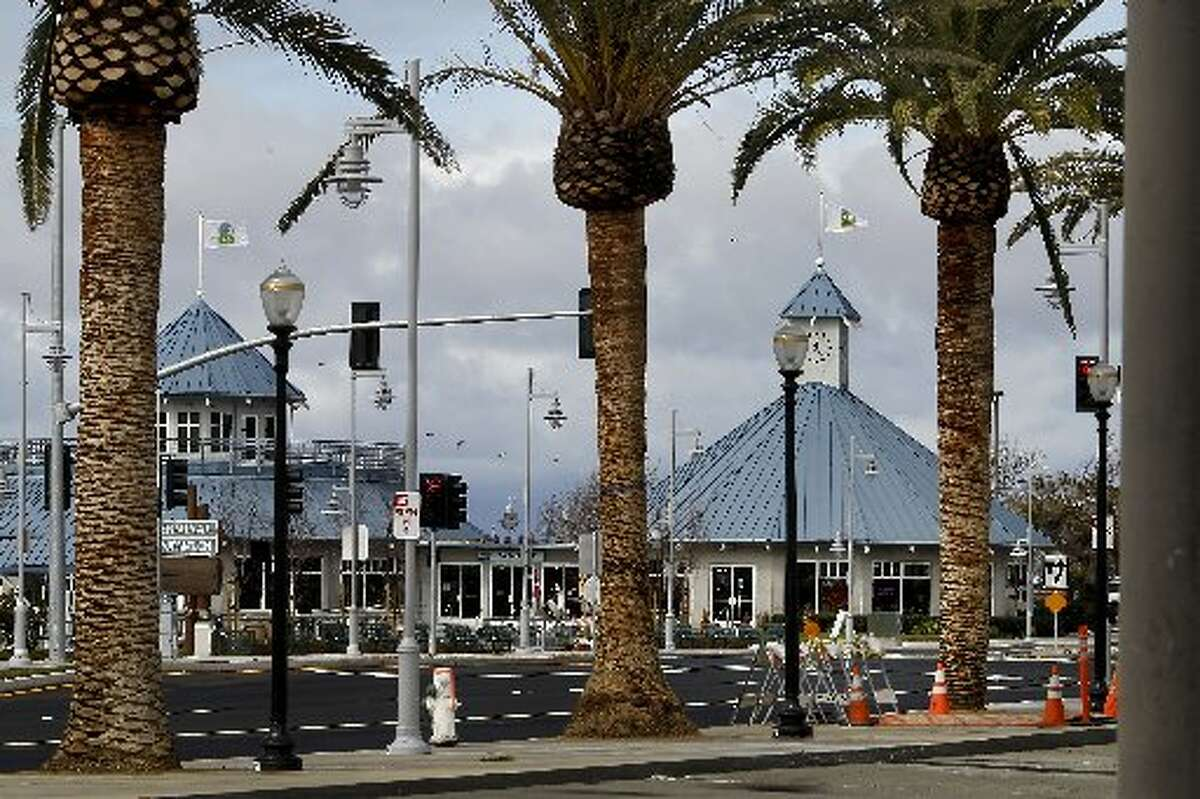 This Chronicle file photo shows the Vallejo Ferry Building.