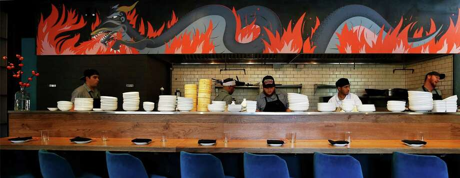 Botika is the newest culinary attraction at The Pearl and occupies the space previously held by Arcade Midtown Kitchen. Chef and partner Geronimo Lopez, a Venezuela native, previously served as executive chef of Nao at the Culinary Institute of America - San Antonio. Photo: Kin Man Hui /San Antonio Express-News / ©2016 San Antonio Express-News