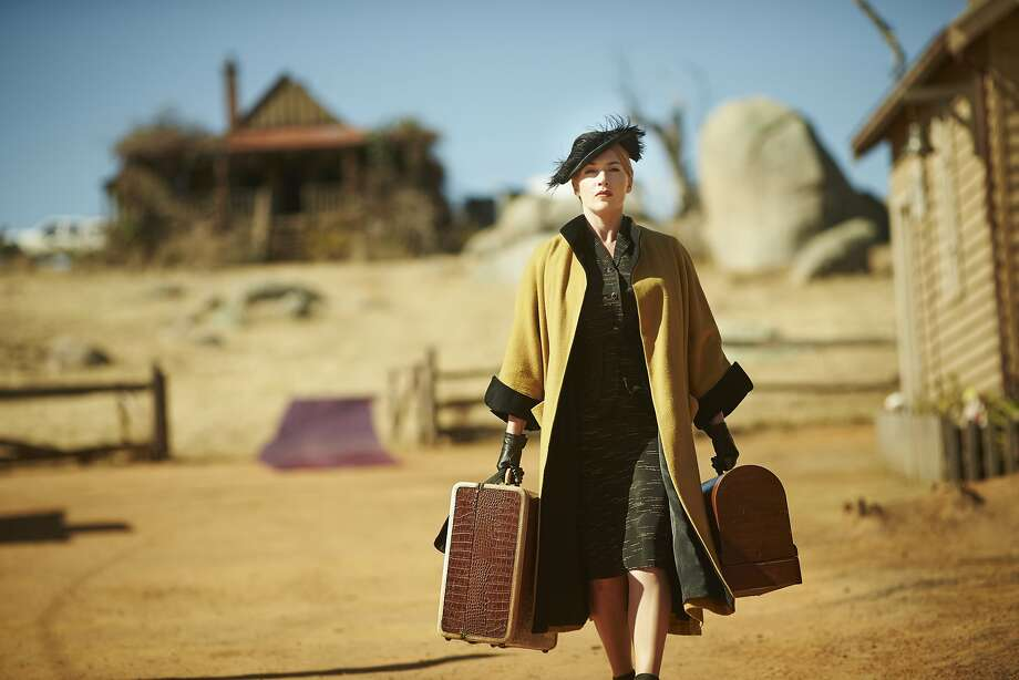 "Kate Winslet is a designer who returns to her Australian hometown in ""The Dressmaker."" Photo: Broad Green Pictures"