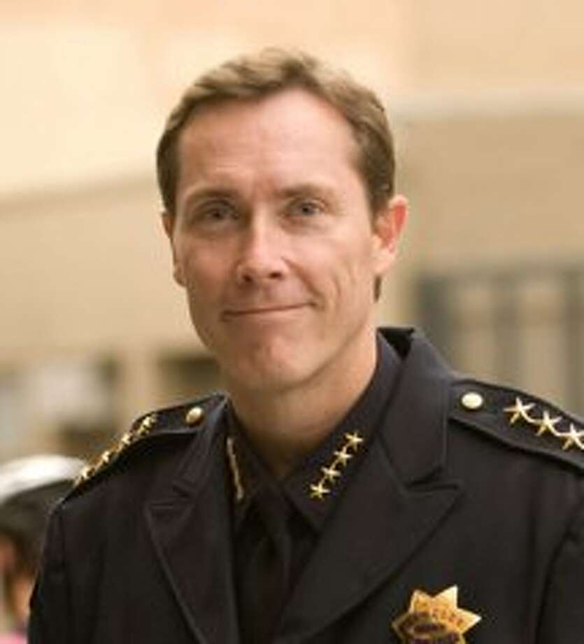 Berkeley Police Chief Michael Meehan led the department for six years. Photo: Handout, City Of Berkeley