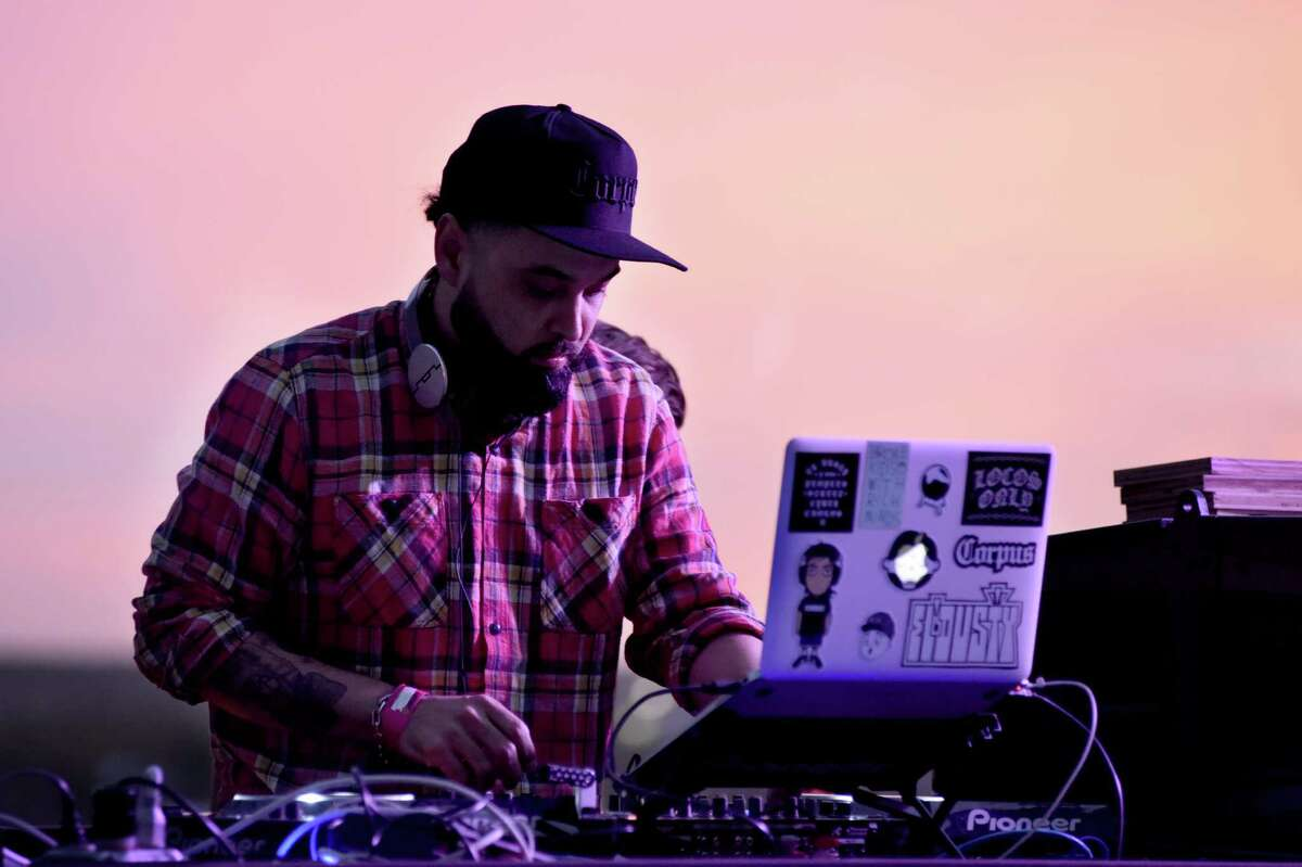 Corpus Christ DJ El Dusty is up for best urban fusion/performance.