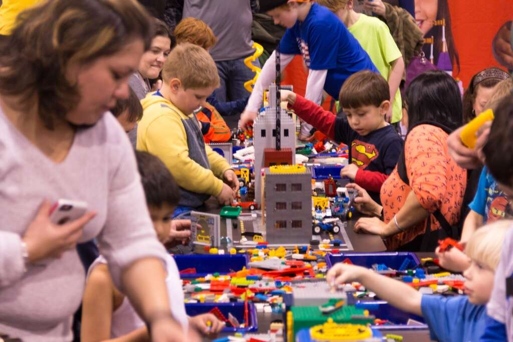 Brick Fest Live! Lego convention postponed due to Hurricane Harvey ...