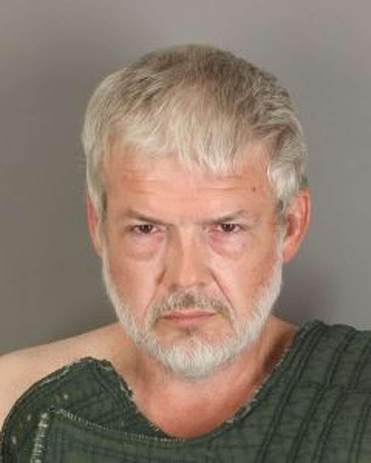 Charles Fisher, a 51 year old Beaumont man, was arrested on Sept. 20 on two counts of aggravated assault on a public servant and evading detention with a motor vehicle. Photo: Beaumont Police Department