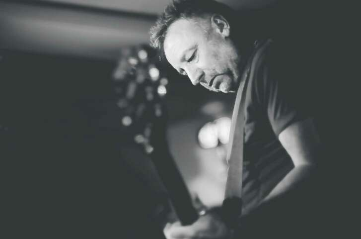 Former New Order and Joy Division bass player Peter Hook is touring with his new band