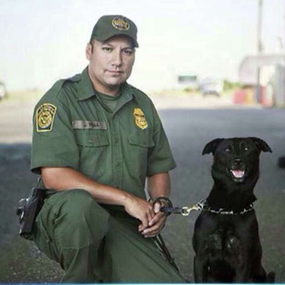 Border Patrol Javier Vega was killed on Aug. 3, 2014, while fishing with family in Santa Monica, Texas, a secluded area near Harlingen in the Rio Grande Valley. When two men attempted to rob the family, Vega pulled out his weapon and was shot in the chest His death was initially ruled to have occurred while he was off duty but after nearly two years of efforts by family, friends, U.S. Sen. John Cornyn and others, Vega's death was reclassified on Sept. 20 by Border Patrol as a line-of-duty death.