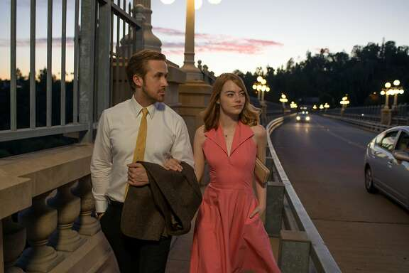 """Ryan Gosling and Emma Stone star in """"La La Land,"""" one of the opening night features of the Mill Valley Film Festival.  Credit: Lionsgate"""