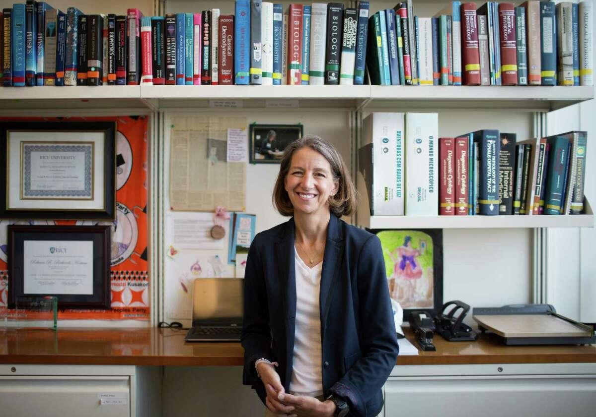 Rebecca Richards-Kortum, a Rice University bioengineering professor, is a 2016 MacArthur Fellow.