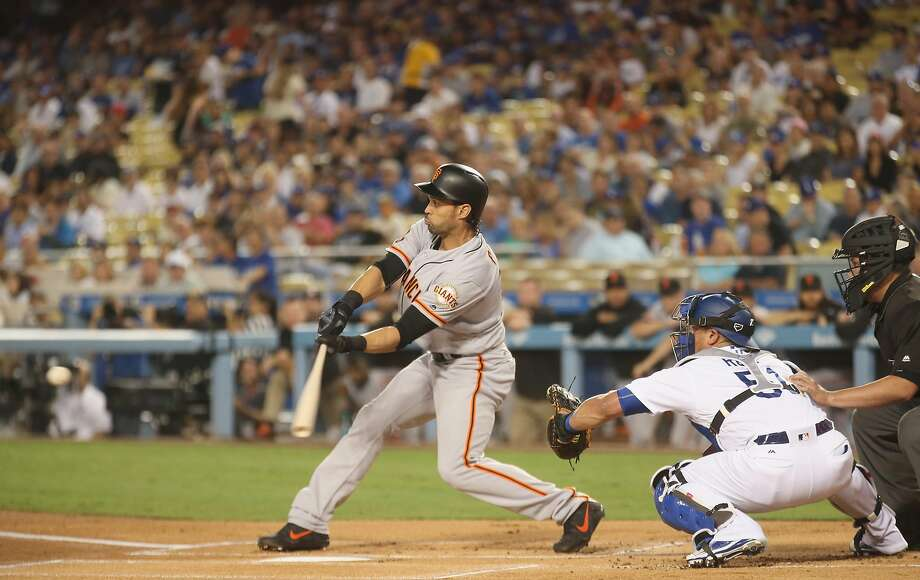 Angel Pagan Photo: Stephen Dunn, Getty Images