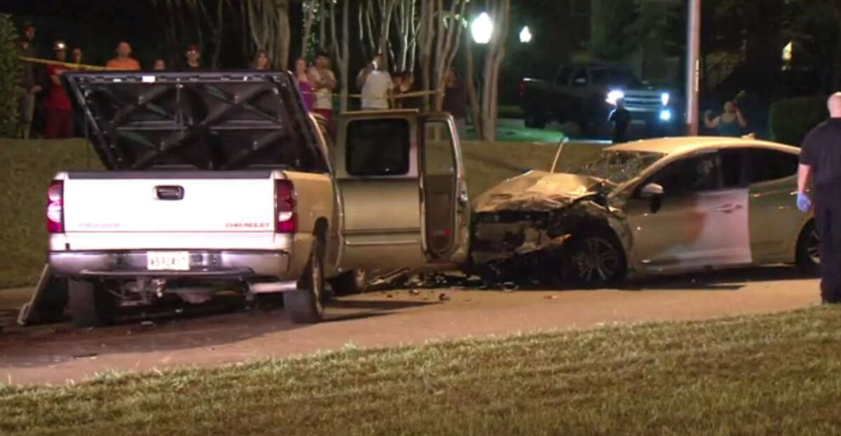 Man Dies After Head On Crash In Katy Area