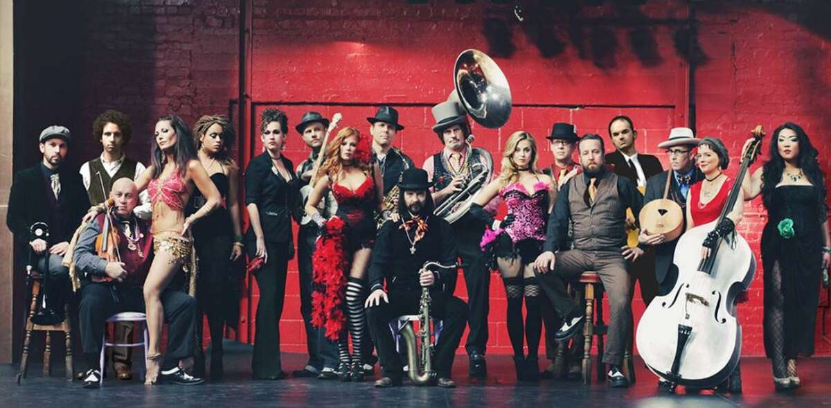 Vaud and the Villains. Part Sunday service, part rock and roll, part circus, with wildly inventive arrangements and dynamic theatrics, this is a constantly evolving show. When: Friday, Sept 23, 8 PM. Where: Troy Music Hall, 30 Second St, Troy. For tickets and more information, visit the website.
