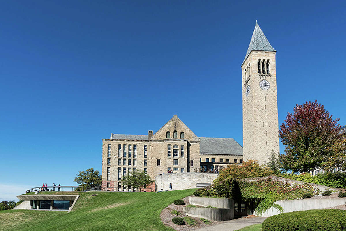 19.Cornell University Starting Median Salary:$59,700 Mid-Career Median Salary:$109,000 Percentage of STEM graduates:22 Princeton Review's return on investment rating:92 Source:Princeton Review
