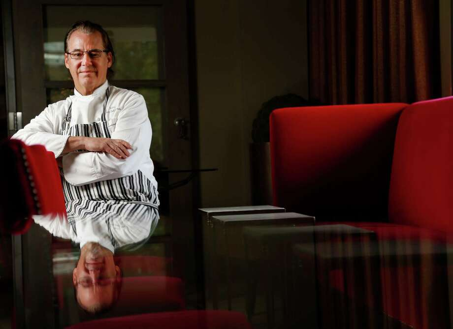 Chef Robert Del Grande plans to remake Cafe Annie with a new menu and new name: Cafe Annie: Wood Grilled Steaks and Oyster Bar. The restaurant will include a new 30-seat prix-fixe dining room called The Prime Room, and a private dining room dubbed Annie Hall. Photo: Karen Warren, Staff / Â 2014 Houston Chronicle