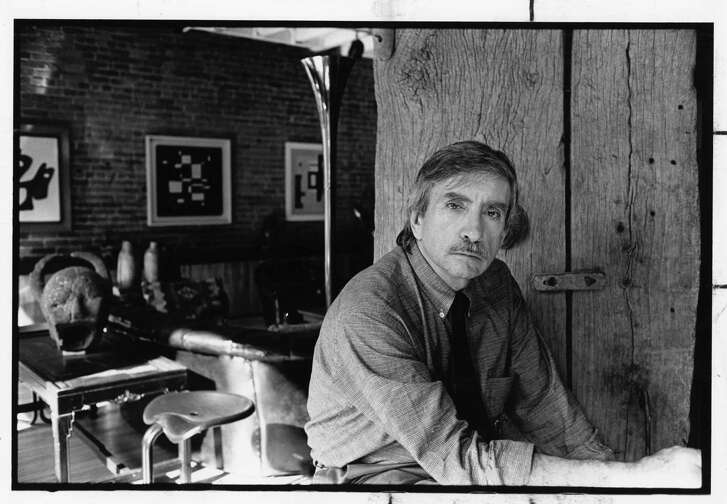 FILE -- Edward Albee, who recently died on Sept. 16, 2016 at the age of 88, at his loft in New York, Nov. 11, 1993. Albee never expected or even wanted you to like his plays. Rage and bewilderment, fear and loathing and that grand old Aristotelian couple, pity and terror: These were all welcome and entirely appropriate responses to have in the theater of one of the genuinely great dramatists of the last century. (Fred R. Conrad/The New York Times)