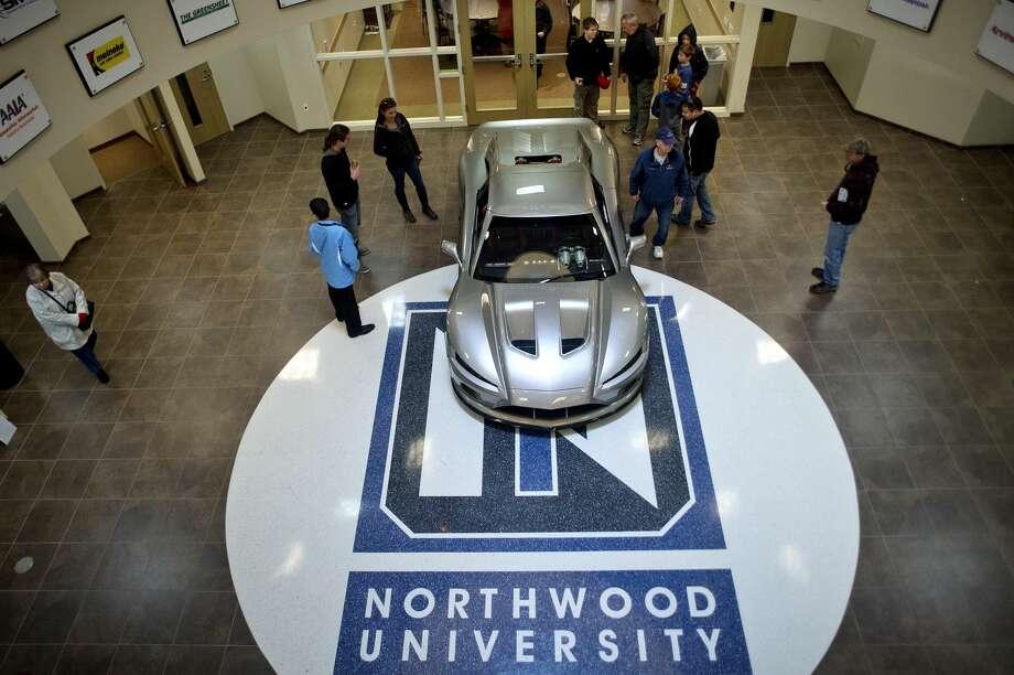 FILE — Northwood International Auto Show. Photo: File