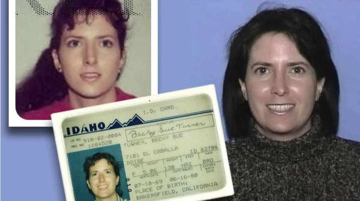 Who are you? A collage of pictures and driver's licenses used by Lori Erica Ruff. Ruff used the identity of Becky Sue Turner, a 2-year-old girl who died in a house fire in 1969.