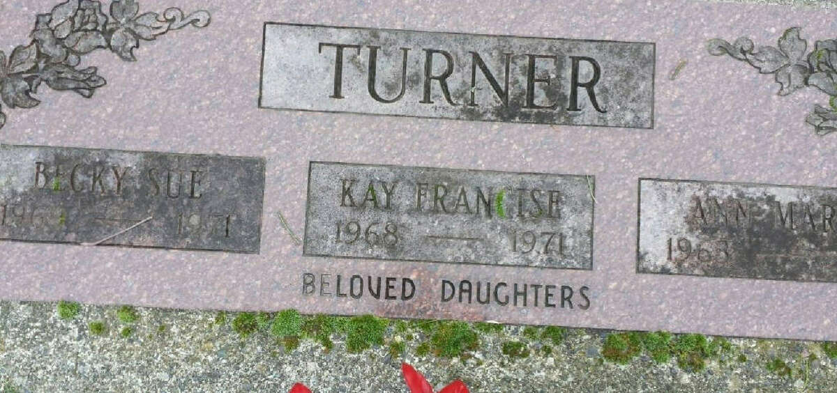The real Becky Sue The grave of 2-year-old Becky Sue Turner. A woman who would become known as Lori Erica Ruff stole Turner's identification in 1988 and later changed her name.