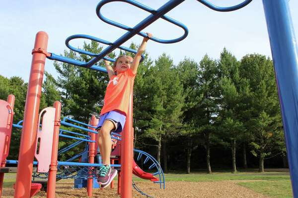 Local children will soon be playing on a brand-new playground as Miller-Driscoll enters the next stage of its renovation.