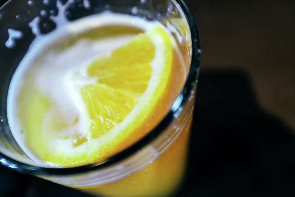 Brewing beer with real fruit is a time consuming and often expensive process, but well worth the trouble.