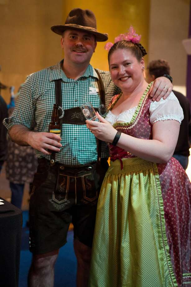 Geektoberfest returns to the Tech Museum of Innovation in San Jose on Thursday, Sept. 29. Photo: Jen Bullock/The Tech