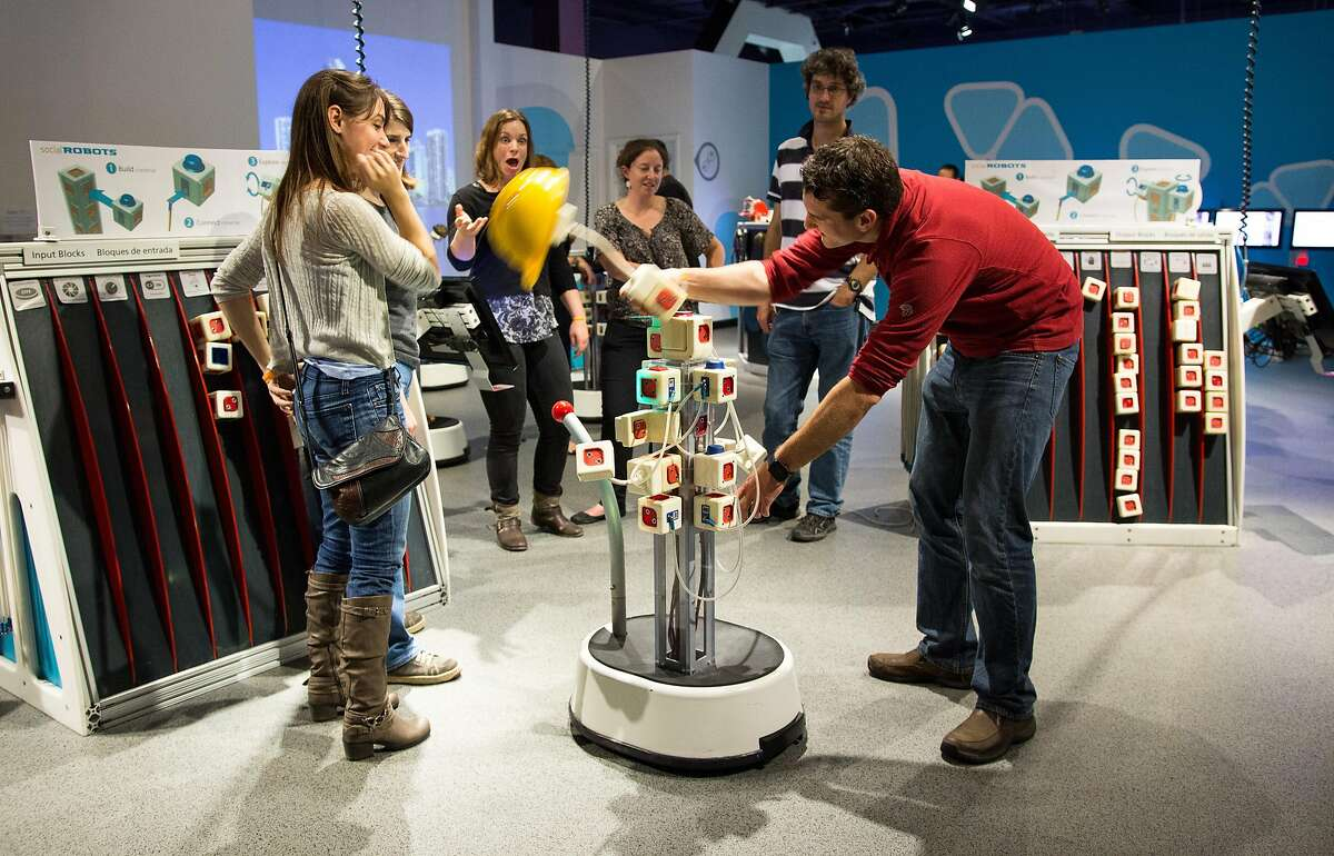 Geektoberfest returns to the Tech Museum of Innovation in San Jose on Thursday, Sept. 29.