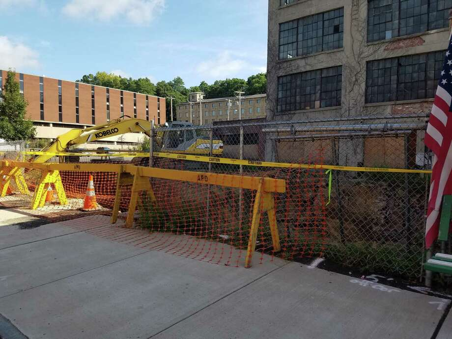 Mayor Main Street Construction In Ansonia Will Be First