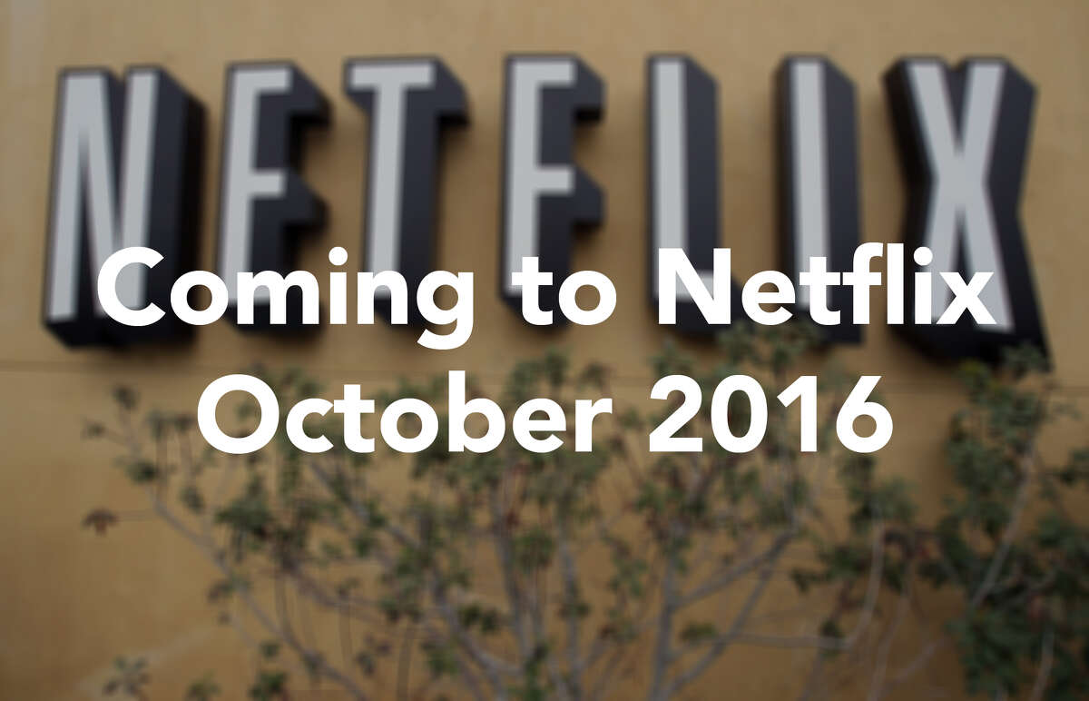 Here are some of the big-name movies and TV shows coming to Netflix in October 2016. Click here for the full list.