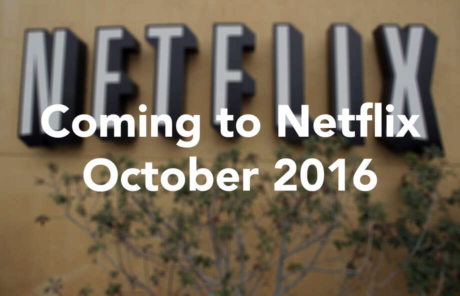 Here are some of the big-name movies and TV shows coming to Netflix in October 2016. Click here for the full list.  Photo: Paul Sakuma, Associated Press